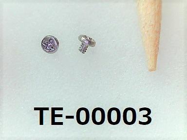 Millimeters screw (#00) miniature screw|Screw | Screw | Chiba